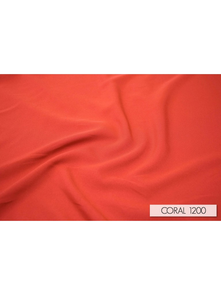"120"" Polyester Coral Rental"
