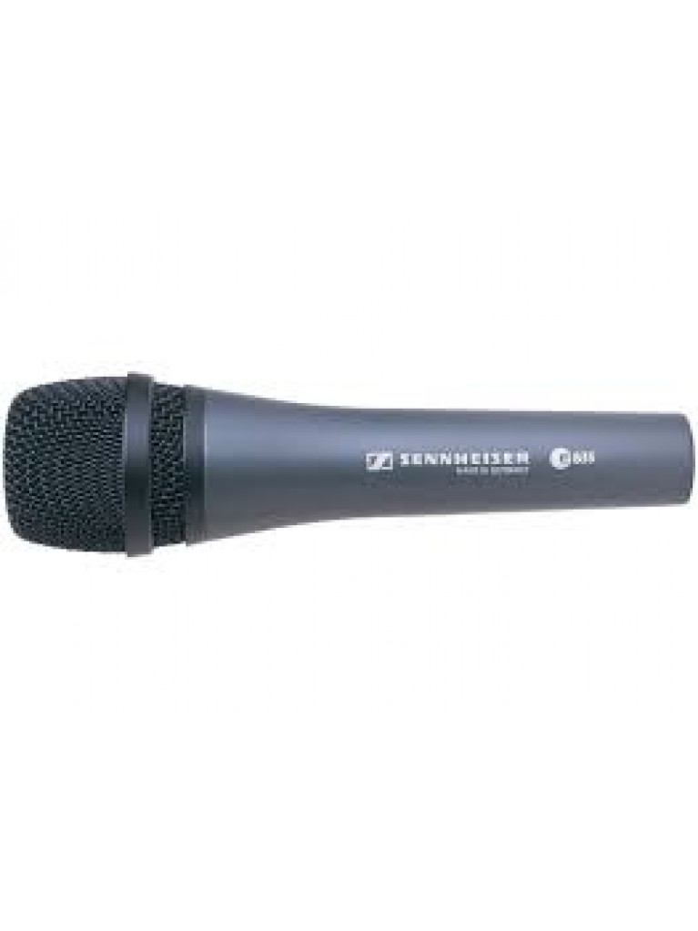 E835 Wired Microphone Rental | Summit City Rental