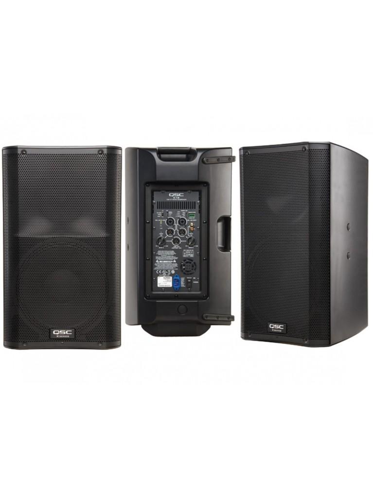 QSC K12 Speaker Rental by Summit City Rental