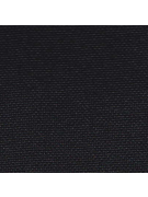 "Black 120"" Polyester Linen Rental"